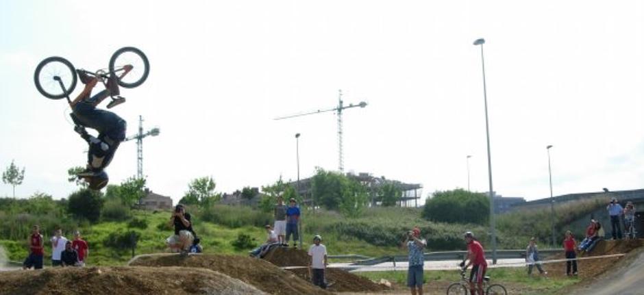 20180107 - Ruego comisión cricuito pump track