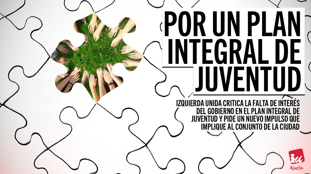 PLAN INTEGRAL DE JUVENTUD